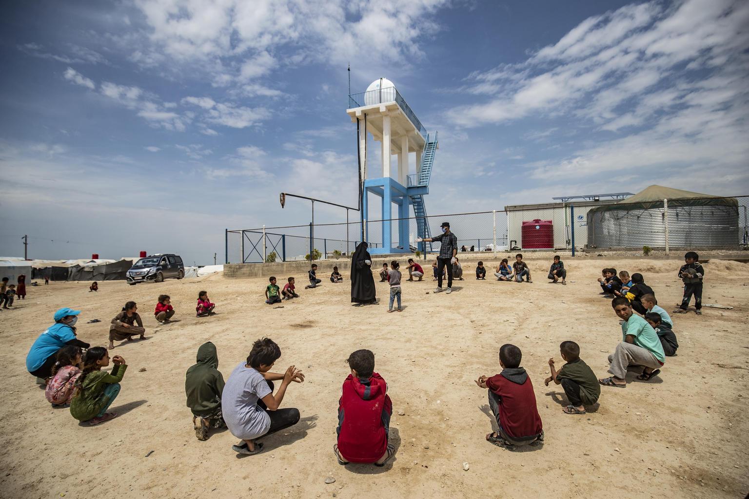 UNICEF/Souleiman